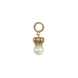 Gold Queen Charm
