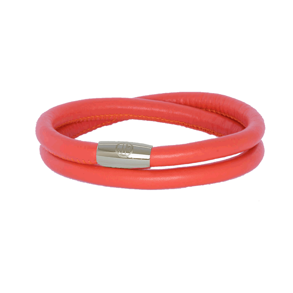 how to fix a broken leather bracelet