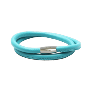 Turquoise Oceania Leather Bracelet