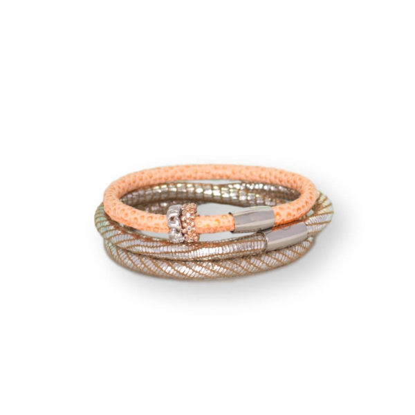 Malibu Charm Bracelet stack