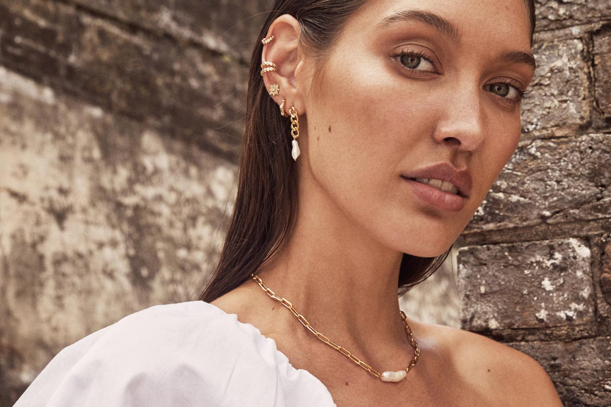Jackie Mack Designs Pearls Collection Bliss Campaign